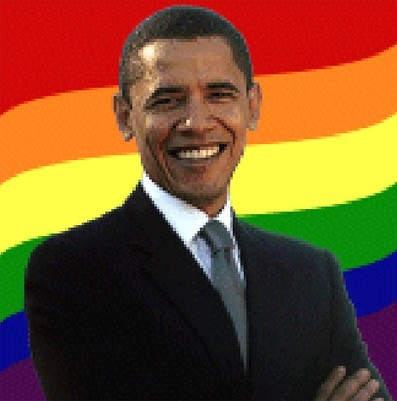 from Grant why is obama so gay friendly