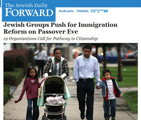 Image result for jews for immigration