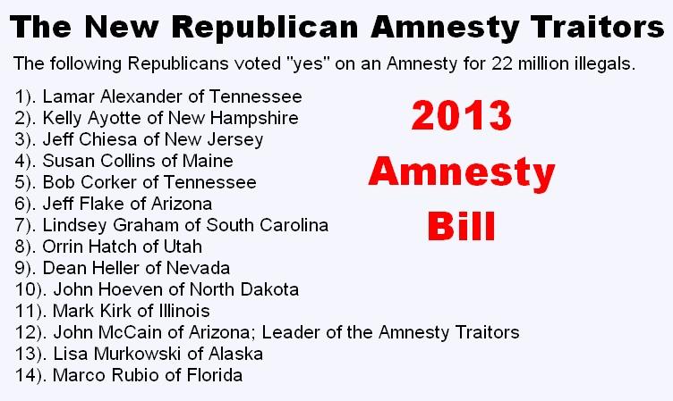 New Amnesty Traitors 2-350