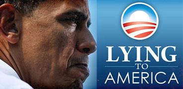 ObamaLyingtoAMerica
