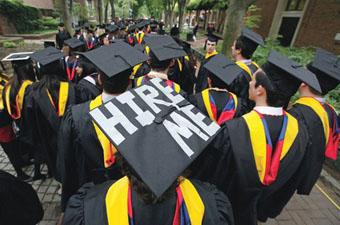 Few Jobs for College Graduates; 80 Percent Move Back Home – David ...