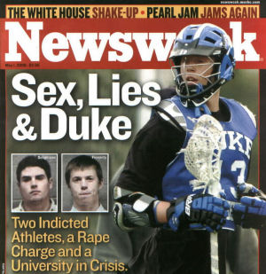 Sucking Duke lacrosse stripper university that ass