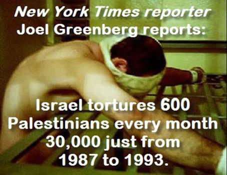 israel tortures
