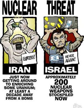 The secret nuclear threat document