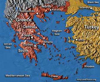 Turkey And Greece Map.Greece To Build Wall To Keep Out Turks David Duke Com
