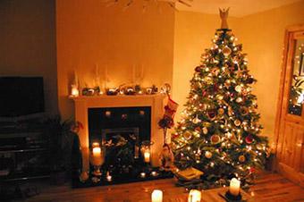 Jews Christmas Trees.Jewish Supremacist Intolerance Hatred Of Non Jews Revealed