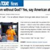 "Jewish Writers Admit: ""50 Percent of Religious Jews are Atheists"""