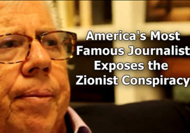 Famous American Journalist Exposes the Zionist Conspiracy
