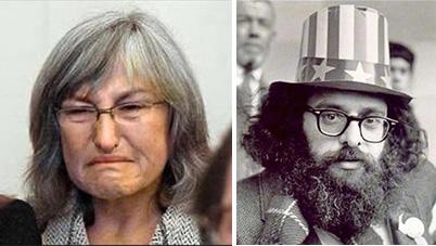 Roberta Achtenberg and Allan Ginsburg