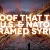 Does this Video Prove that the Jewish Supremacist Warmongers are Lying about Syria?