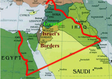 Greater Israel The Zionist Plan for the Middle East David Dukecom