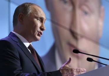 Russia's Putin shines at Valdai summit as he castigates Zio-Controlled West