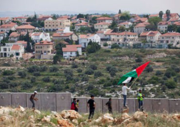 """Zionist Supremacists Push ahead with """"Secret"""" Land Theft from Palestinians"""