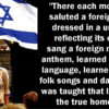American Zionist Youth Leader Pens Advice on How to Stop Jews Losing Racial Unity