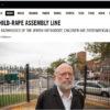 Zio-Media Suppress News of Rampant Pedophilia among Orthodox Jews