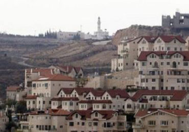 Zio-Media Focusses on Iran, Ignores Israel's Jews-Only Housing Construction Drive
