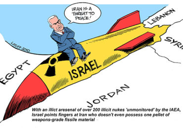 The Truth about Iran, Atom Bombs and the Jewish Lobby