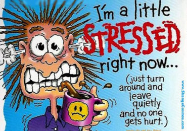 Are You Stressed Out About Stress?