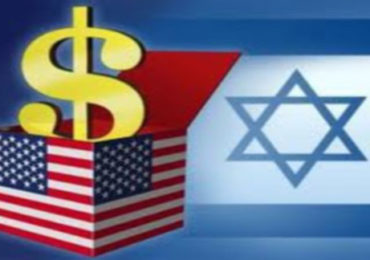 "As America's Economy Declines, Jewish Lobby Triples ""Aid"" to Israel"