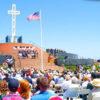 Jewish Supremacists Hoist Menorah, but Demand Christian Cross Comes Down