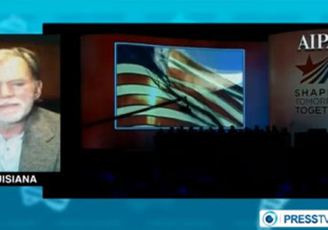 Zionism is a Worldwide Phenomenon: Dr. Duke on Press TV