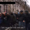 Thousands of Parisians take to the Streets to Oppose Zionist Supremacism