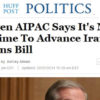 Has AIPAC been Defeated over Iran Sanctions?