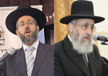Racist Israeli Rabbis