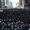 Single Loyalty Jewish Supremacy on Display Once Again: 50,000 Jews Demonstrate over Israeli Laws—in New York!