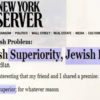 Listen to Dr. David Duke and Adrian Salbuchi Discuss Jewish Supremacist Racist Hypocrisy
