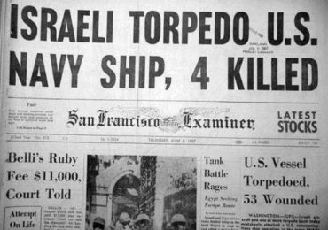 June 8 was the 50th anniversary of the vicious Zionist attack on the USS Liberty, killing 34