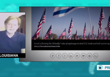 Watch Dr. David Duke  Expose Israeli Terrorism Against America on Worldwide Press TV