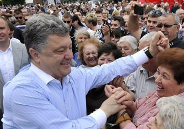 "Ukraine elects president with ""secret Jewish roots"""