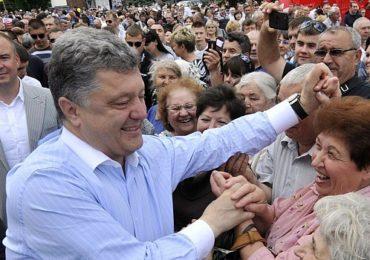 "Ukraine elects president with ""secret Jewish roots"""