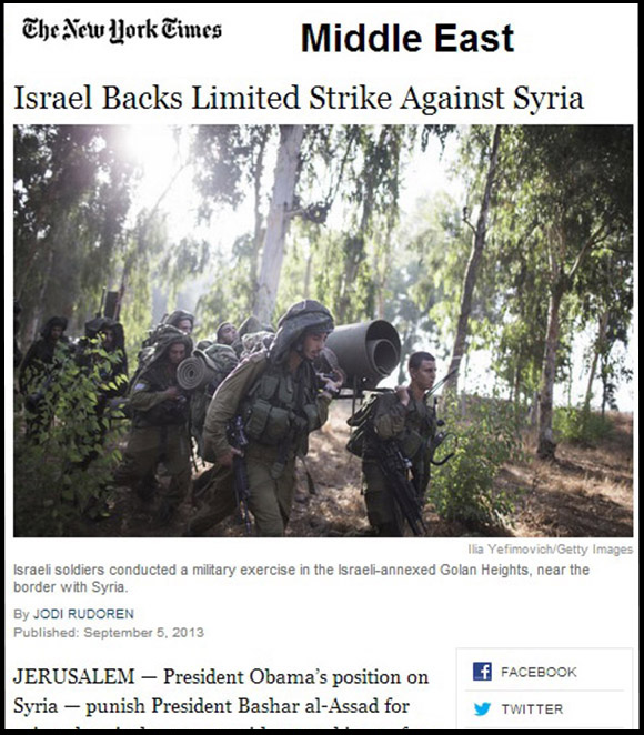 NYT-syria-israel