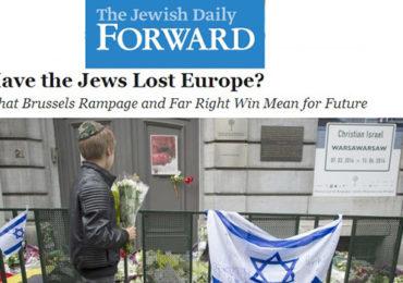 """Did the Jews Lose Europe?"" Asks Gilad Atzmon"