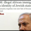 "European Elections: Jews Complain about ""Xenophobic"" Results—But Support Ultra-Xenophobic Israel"