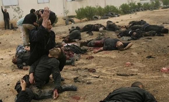 israeli-war-crimes