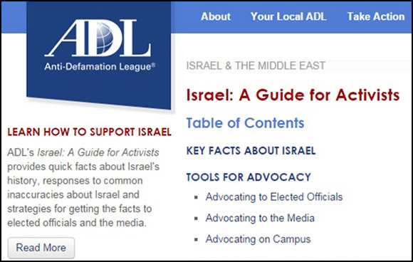 ADL-supports-Israel