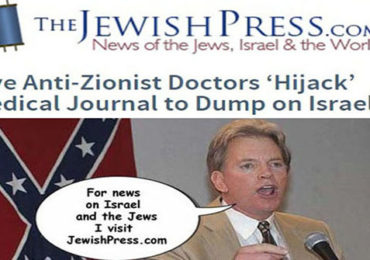 Hysterical Jewish Press Reports Boost Dr. David Duke's Videos