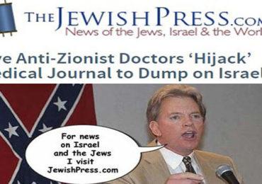 Hysterical Jewish Press Reports Boost Dr. David Duke's Videos