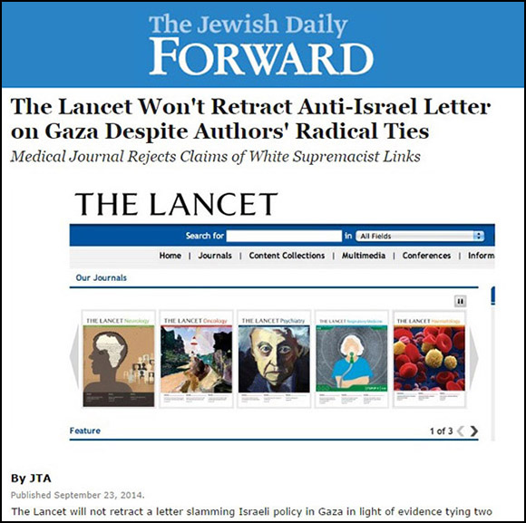 Lancet-Forward