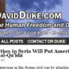 Hear Dr. David Duke on How an Understanding of Jewish Supremacy Allows him to Accurately Predict Events