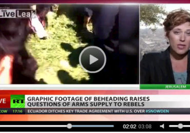 Year Old Videos Show Insanity of America's Zio-controlled Syria Policy~