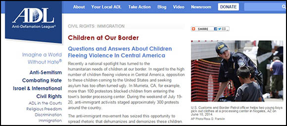 ADL-at-our-border