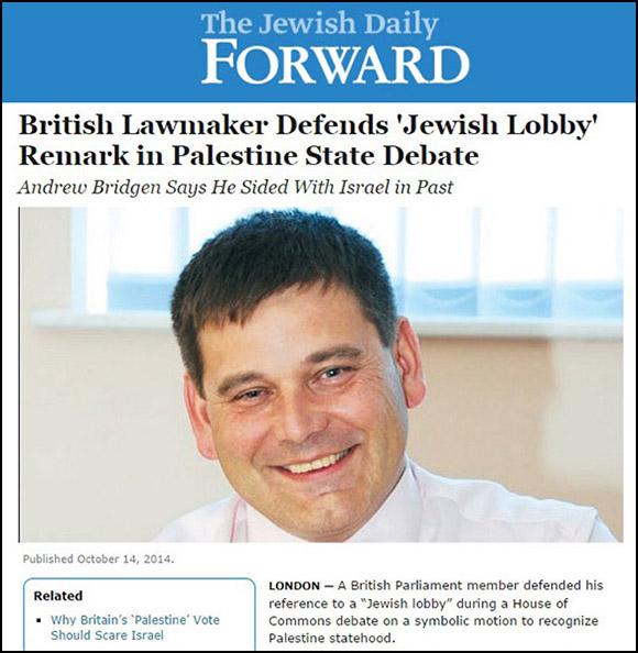 Daily-Forward-Bridgen