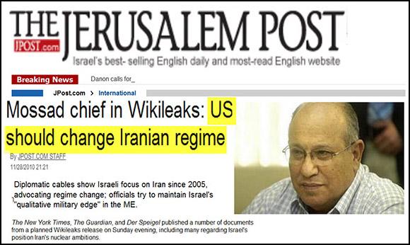 Israel-change-Iranian-regime