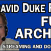 Hear Dr. David Duke on the Inspirational Message behind the <i>Mutiny of the Elsinore</i>
