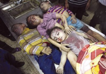 Israel defends Gaza crackdown as self-defense: 'We are saving human life' (Only Jews are human): Zio-watch, May 22, 2018
