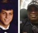 Gilbert Collar, left, shot dead by Officer Trevis Austin, right,  in Alabama. No media uproar....